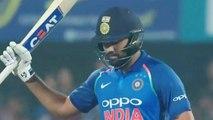 India VS West Indies 1st ODI: Rohit Sharma slams 37th ODI Fifty | वनइंडिया हिंदी