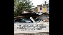 Inondations dans l'Aude : Le montant des dégâts estimé à 200 millions d'euros