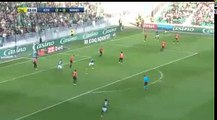 St Etienne 1 - 0 Rennes -21/10/2018 Khazri W. (Penalty), St Etienne Super Amazing Goal  04' HD Full Screen FRANCE: Ligue 1 - Round 10 .