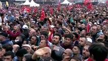 Cumhurbaşkanı Erdoğan: 'İstanbul sarsılırsa Türkiye tökezler, İstanbul yürürse Türkiye koşar' - İSTANBUL
