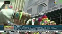 "Celebran en Buenos Aires el 9º festival ""Bolivia baila en Argentina"""
