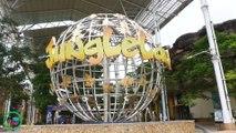 Jungleland Adventure Theme Park, Sentul, Bogor, West Java on Weekday