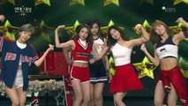 The newest members of girl group make their unwanted debut