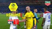 Olympique Lyonnais - Nîmes Olympique (2-0)  - Résumé - (OL-NIMES) / 2018-19