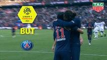 But Adrien RABIOT (42ème) / Paris Saint-Germain - Amiens SC - (5-0) - (PARIS-ASC) / 2018-19