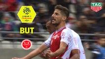 But Pablo CHAVARRIA (73ème) / Stade de Reims - Angers SCO - (1-1) - (REIMS-SCO) / 2018-19