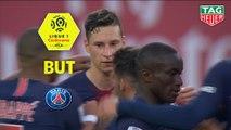 But Julian DRAXLER (80ème) / Paris Saint-Germain - Amiens SC - (5-0) - (PARIS-ASC) / 2018-19