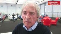 Tours: Jacques Laffite pilote le Salon de l'auto