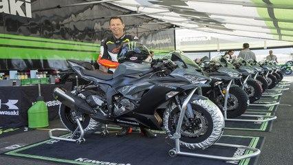The King Goes Pavement | Jeremy McGrath on the 2019 Kawasaki Ninja ZX-6R