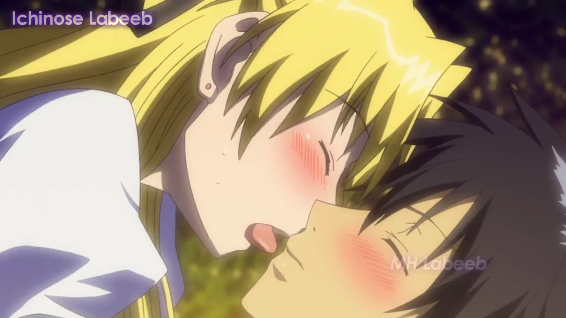 Sweet Kiss From Your Girlfriend カンピオーネ Kanpiōne 動画
