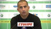 Lamouchi «Dommage pour Hatem Ben Arfa» - Foot - L1 - Rennes