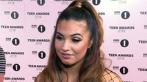 R1 Teen Awards: Mabel is biggest Little Mix fan ever!