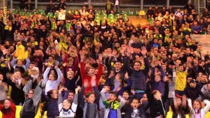 FC Nantes - Toulouse FC : un soir à la Beaujoire