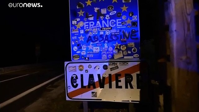 """Italy to patrol Alpine border after """"hostile acts"""" by French officials"""