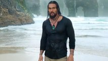 """Aquaman with Jason Momoa - Official """"Waves"""" Trailer"""