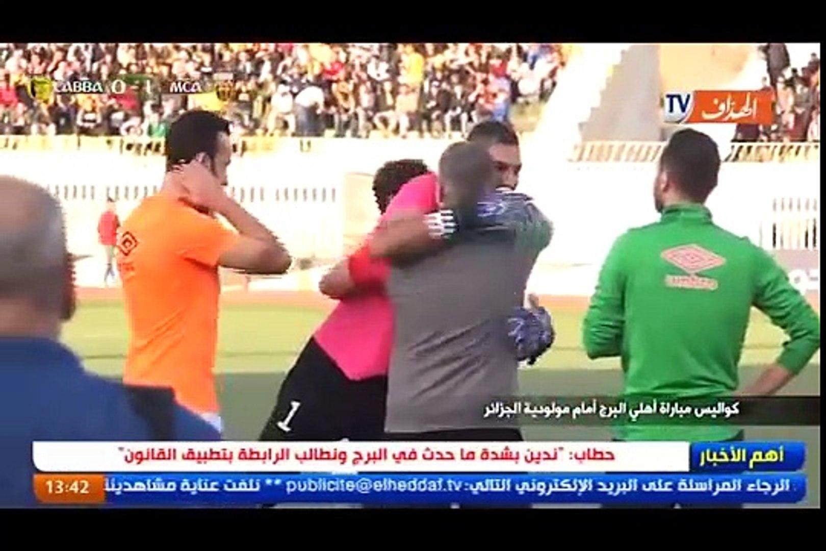كواليس مباراة أهلي البرج أمام مولودية الجزائر