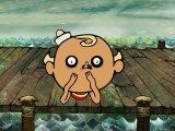 Marvelous Misadventures of Flapjack S01E15 - Sea Legs - No Syrup For Old Flapjacks