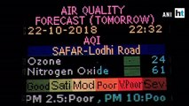 Air quality in Delhi remains 'very poor', set to deteriorate further this week