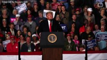 Trump Says Team Working On Tax Cut For Middle-Income Earners