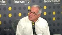 """Plainte de franceinfo contre Jean-Luc Mélenchon : """"On ne peut pas laisser passer ces propos"""", estime Vincent Giret"""