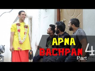 Apna Bachpan Part 4 || Childhood Memories || Kiraak Hyderabadiz
