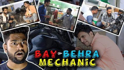 Bay Behra Mechanic || hyderabadi comedy || Kiraak Hyderabadiz