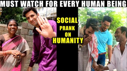 Social Prank On Humanity || Independence Day Special Video || Kiraak Hyderabadiz
