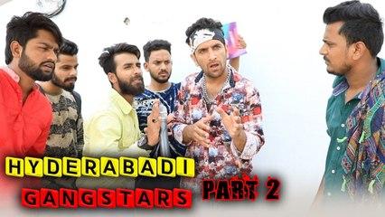 Hyderabadi Gangstars Part 2    Intense Comedy Video    Kiraak Hyderabadiz