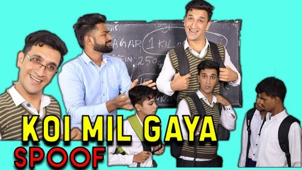 KOI MIL GAYA || HYDERABADI SPOOF || Kiraak Hyderabadiz