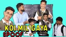 KOI MIL GAYA || HYDERABADI SPOOF || Kiraak Hyderabadiz