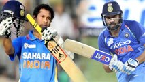 India Vs West Indies 1st ODI: Rohit Sharma Breaks Sachin Tendulkar's Biggest Record | वनइंडिया हिंदी