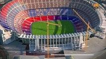 FC Barcelone : le projet fou du futur Camp Nou !