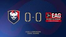 Le résumé du match SMCaen / EA Guingamp