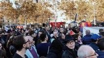 """""""On ne se taira plus"""" : Des centaines de personnes réunies à Paris contre l'homophobie"""