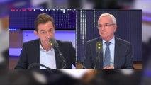 08h30 Invité politique par Renaud DELY