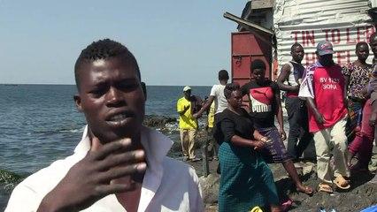 La disputée Migingo, une carapace de tôle sur le lac Victoria