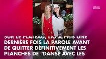 DALS 9 – Lio éliminée : son tendre hommage à son danseur Christian Millette