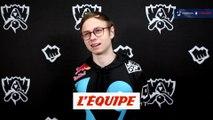 Jensen (Cloud9) «Il n'y a plus de favori dans ces Worlds» - esport - League of Legends