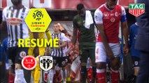 Stade de Reims - Angers SCO (1-1)  - Résumé - (REIMS-SCO) / 2018-19