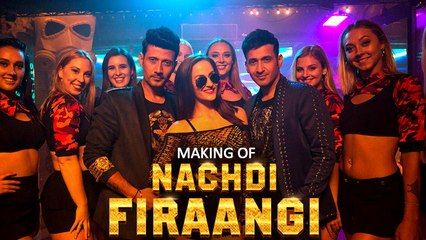 Making Of Nachdi Firaangi Song | Meet Bros, Kanika Kapoor | Elli Avrram | MB Music