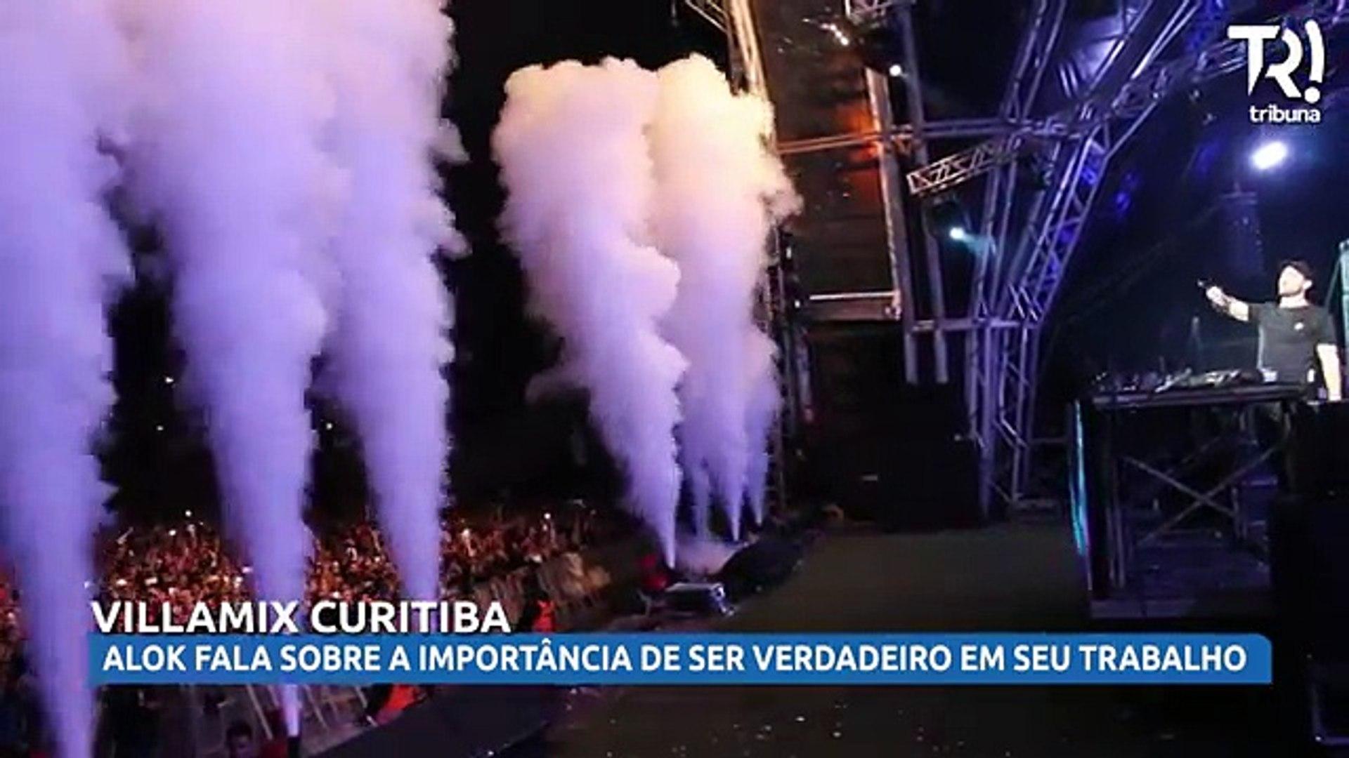 VillaMix Curitiba 2018: Alok fala da importância de ser verdadeiro em sua essência