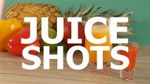 Shots de jus : le piment rouge à la fête