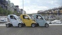 Son teknoloji elektrikli araçlar hem hava kirliliğine hem trafiğe son vermeyi hedefliyor