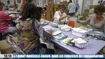 J-7 avant Marseille-Cassis, dans les coulisses de l'organisation