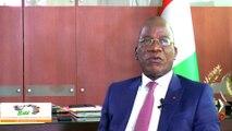 Vidéo de sensibilisation  du Directeur Général du Trésor Public sur la plateforme de formation en ligne des agents du Trésor Public : SILÊ
