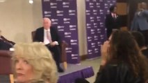 Henry Kissinger Told To 'Rot In Hell' At NYU Event