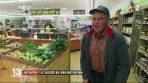 Alimentation : le succès du marché paysan