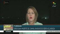 Afirma pdte. turco que habrá justicia por el caso Jamal Khashoggi