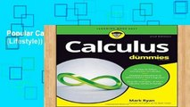 Popular Calculus For Dummies (For Dummies (Lifestyle))
