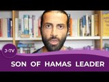 How are you involved with Magen David Adom? - Son of Hamas leader